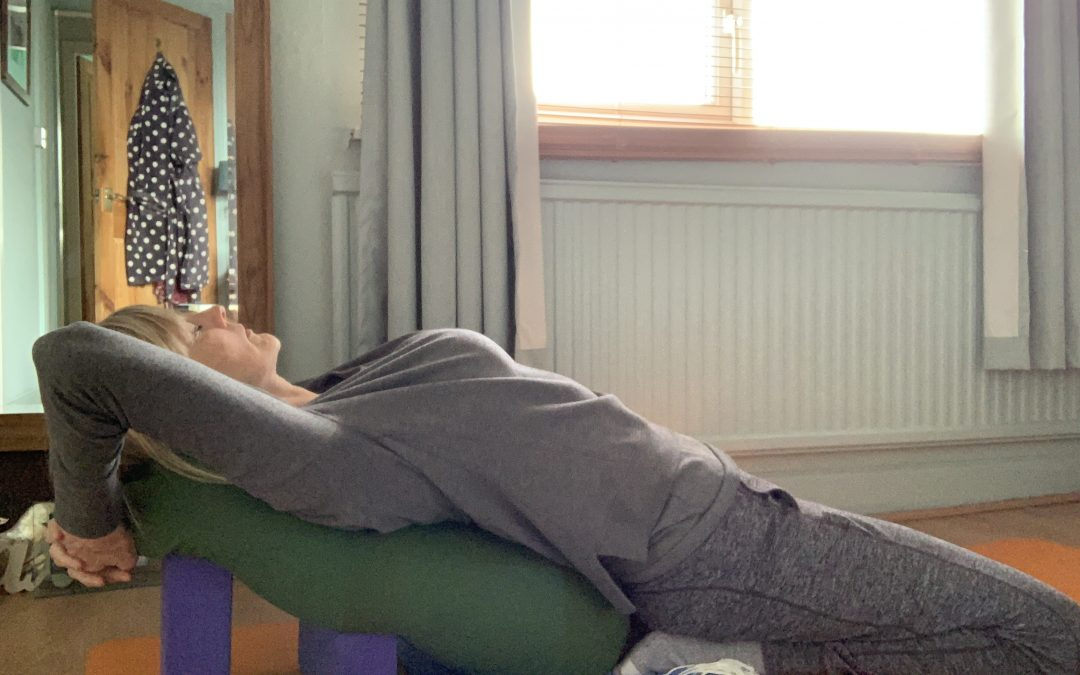 Soothe & Settle your Nervous System: an afternoon of Restorative Yoga